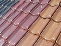 Roof Tile Colour Range