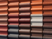 Roof Tile Paint Colours