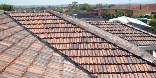 Terracotta Tile Roof Restoration