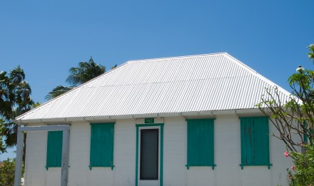 Colourbond Roof Restored