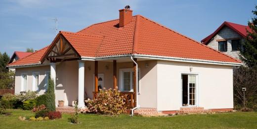 Terracotta Tile Roof Restored